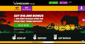 Africasino Review