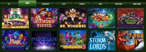 Springbok Casino Games