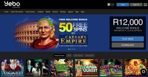 Yebo Casino Review